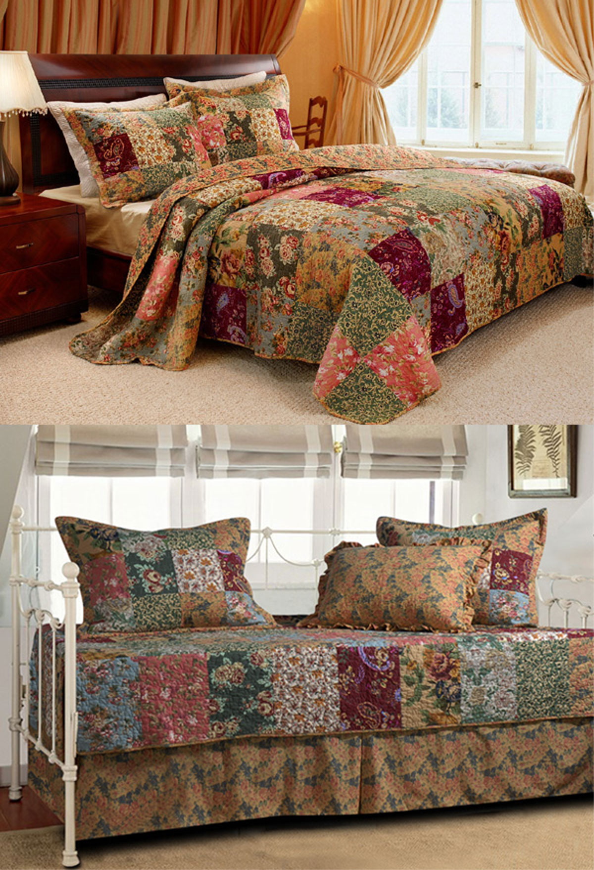 Antique Chic By Greenland Home Fashions By By Greenland