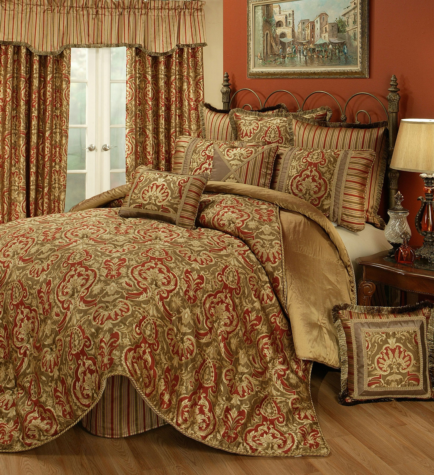 Botticelli By Austin Horn Luxury Bedding
