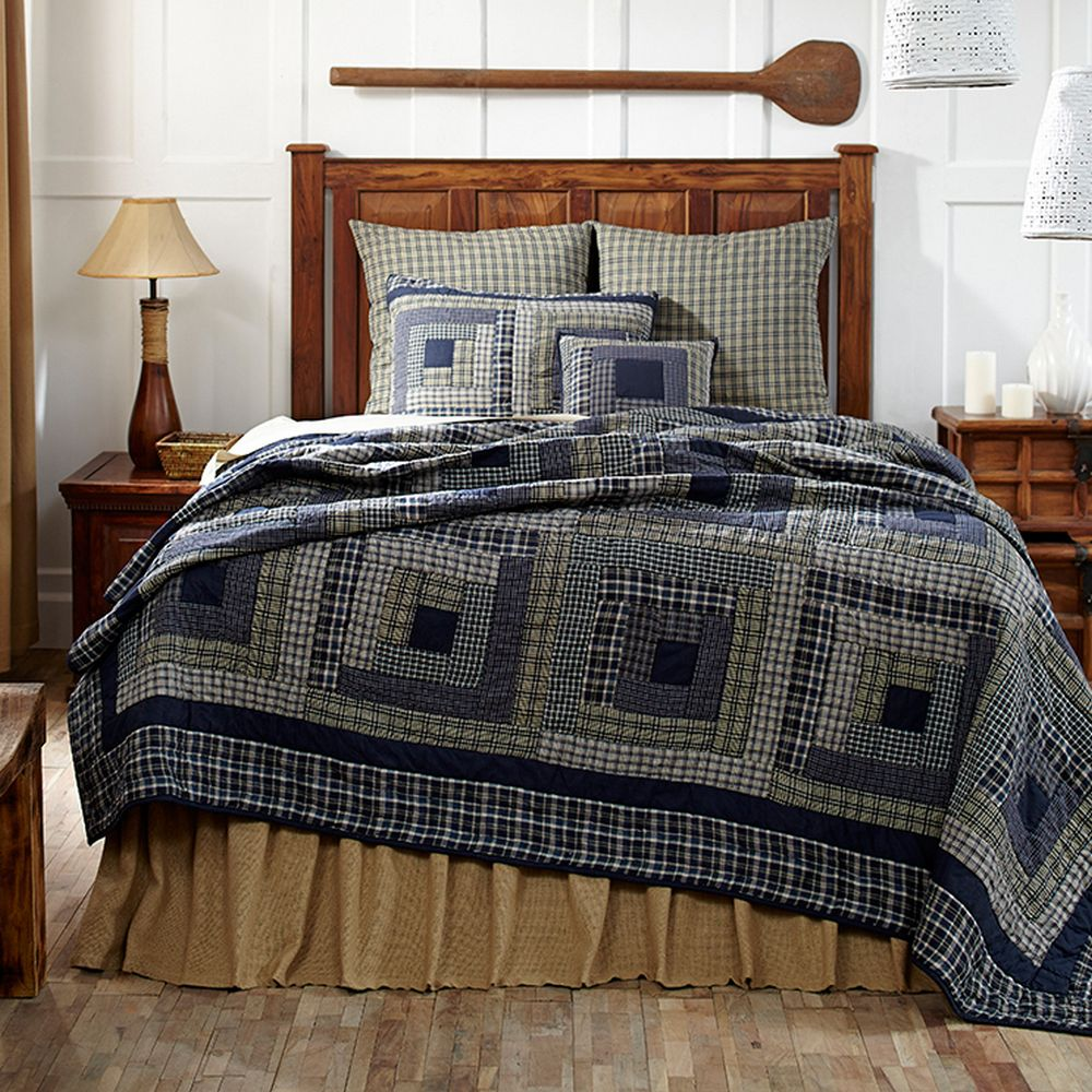 Columbus By Vhc Brands Quilts Beddingsuperstore Com