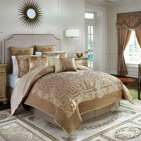 Monte Carlo By Croscill Home Fashions Beddingsuperstore Com