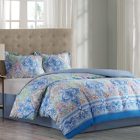 Painted Paisley By Echo Design Beddingsuperstore Com