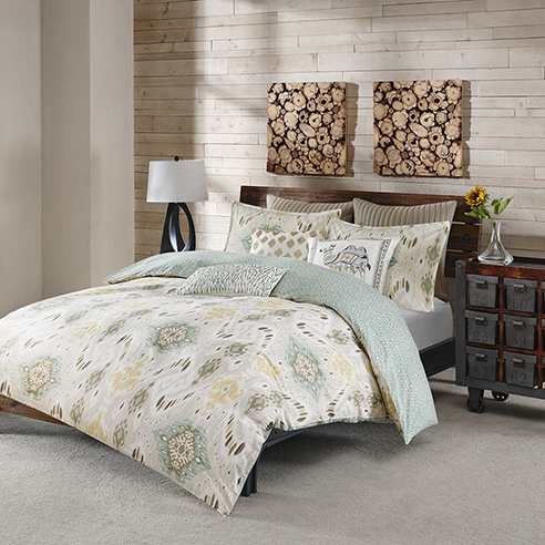 Nia Seafoam By Ink And Ivy Bedding Beddingsuperstore Com
