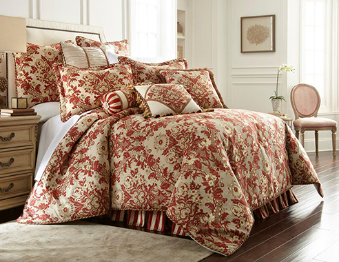Mount Rouge By Austin Horn Luxury Bedding
