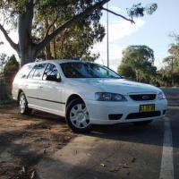 Review - Ford Falcon XT Wagon