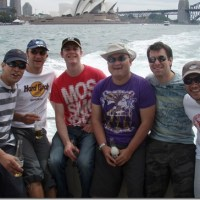 My 30th birthday fishing - Sydney harbour