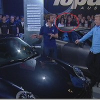 Top Gear Australia - we got on screen
