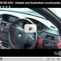 BMW M3 & AMG 63 Black Series videos complete