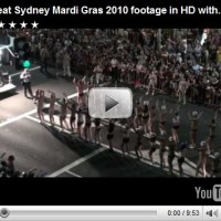 Mardi Gras 2010 Video
