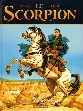 Le scorpion -5- La vallée sacrée