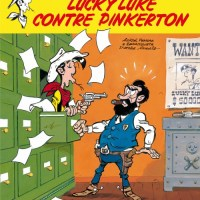 Les Aventures de Lucky Luke (d'après Morris) - Tome 4 - Lucky Luke contre Pinkerton : Achdé, Pennac & Benacquista