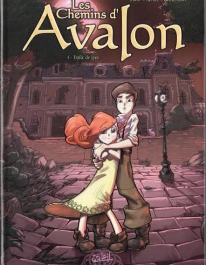 Les Chemins d'Avalon Tome 1