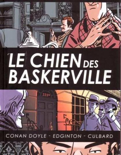 Le Chien des Baskerville - Sherlock Holmes illustré tome 1
