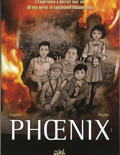 Phœnix - 3 tomes