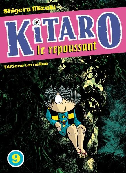 Résultat d'images pour Kitaro le Repoussant   bd