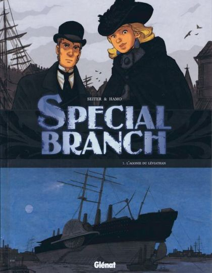 Special Branch - 5 tomes