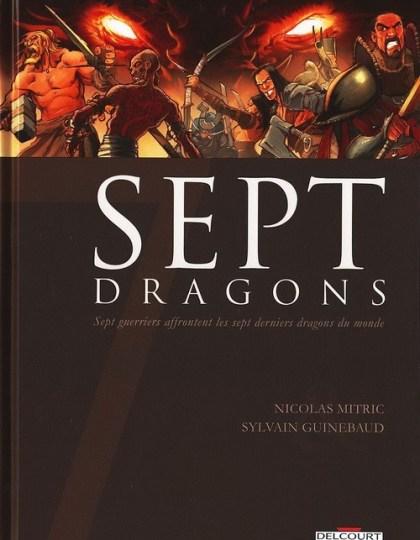 SEPT – 17 tomes