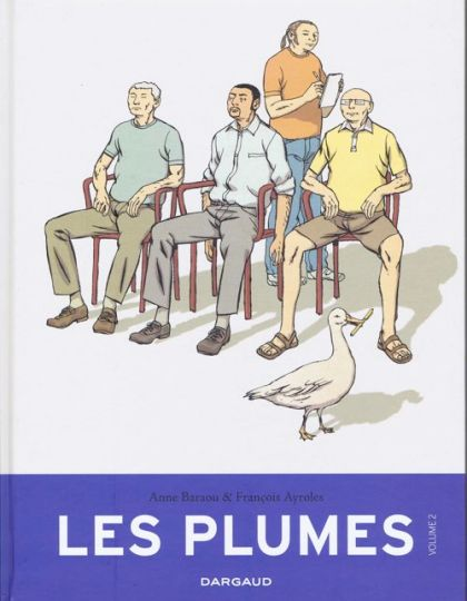 Les Plumes Tome 2