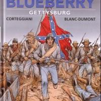 La jeunesse de Blueberry - Tome 20 - Gettysburg : Corteggiani et Blanc-Dumont