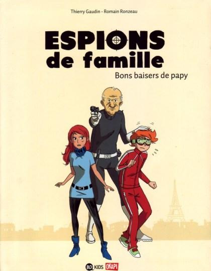 Espions de Famille - T01 a T03
