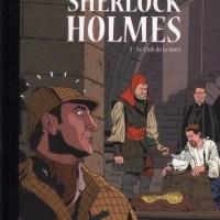 Les archives secrètes de Sherlock Holmes - Tome 2 - Le Club de la mort : Frédéric Marniquet et Philippe Chanoinat