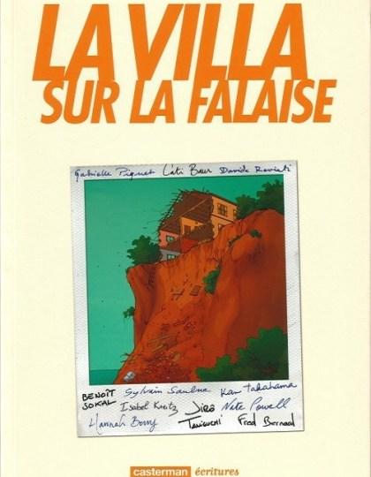Villa sur la falaise