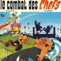 Astérix - Tome 07 - Le Combat des chefs : René Goscinny & Albert Uderzo