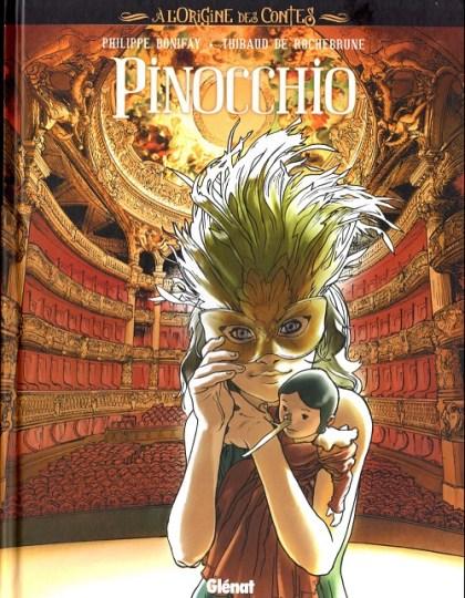 A l'origine des Contes - Pinocchio