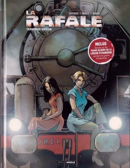 La Rafale Tome 3