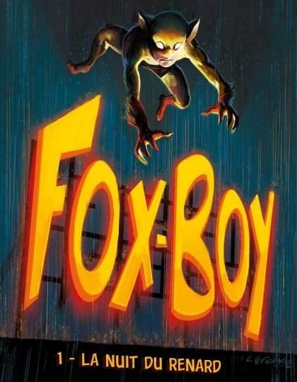 Fox Boy Tome 1