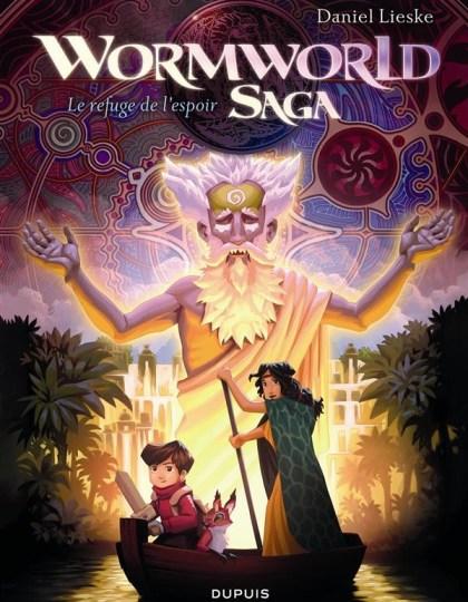Wormworld saga - Tome 2