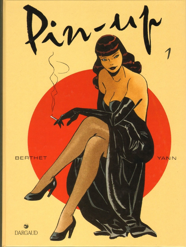 Couverture de Pin-Up -1- Pin-Up 1