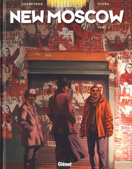 New Moscow Tome 3