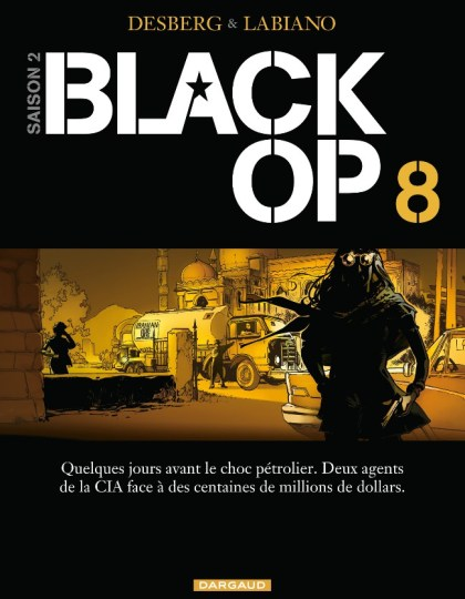 Black Op Tome 8