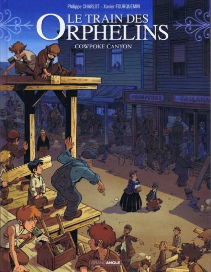Le Train des Orphelins Tome 5