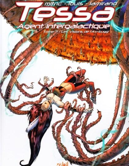 Tessa Agent intergalactique Tome 7
