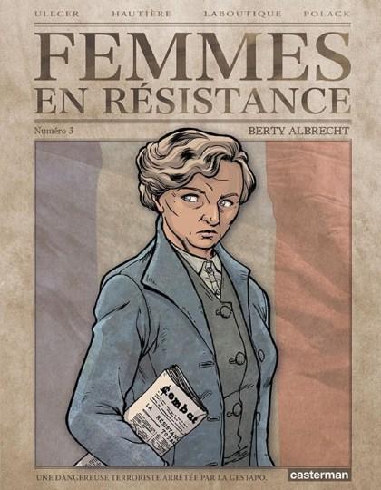 Femmes en résistance Tome 3