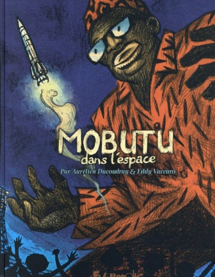 Mobutu dans l'espace