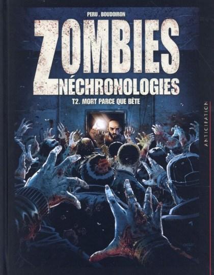 Zombies Néchronologies Tome 2