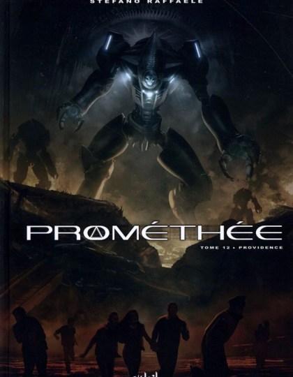 Prométhée Tome 12