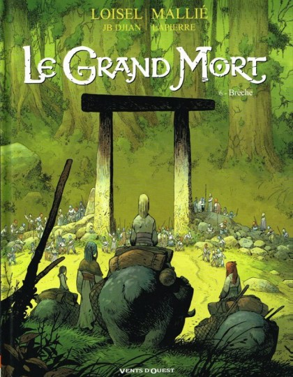 Le Grand mort Tome 6