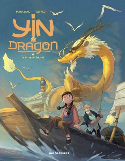 Yin et le dragon (2016) - Tome 1
