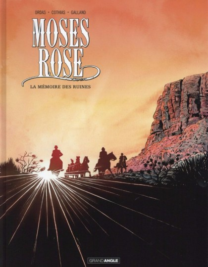 Moses Rose (2016) - tome 2