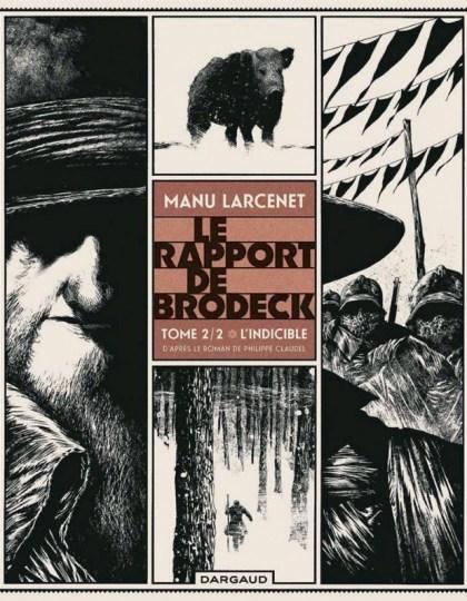 Le Rapport de Broddeck - Intégrale 2 tomes