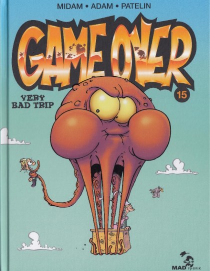 Game over (2016) - Tome 15