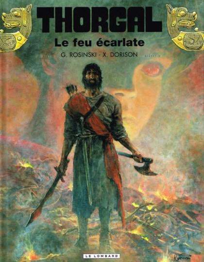 Thorgal (2016) - tome 35 - Le feu écarlate