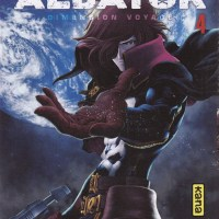 Capitaine Albator Dimension Voyage - Tome 4 : Leiji Matsumoto et Kouiti Shimaboshi