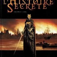 L'Histoire Secrète - Tome 05 - 1666 : Jean-Pierre Pécau et Léo Pilipovic