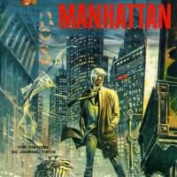 Bernard Prince - Tome 04 - Aventure à Manhattan : Hermann & Greg