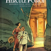 Rendez-vous avec la mort - Tome 02 - Hercule Poirot (BD) : Didier Quella-Guyot, Marek et Agatha Christie