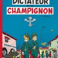 Spirou et Fantasio - Tome 7 - Le Dictateur et le champignon : André Franquin